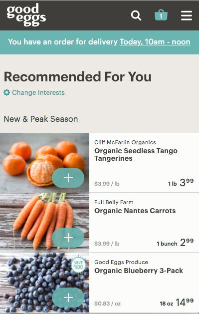 FarmtoTable Chris Bucchere - Farm to table app